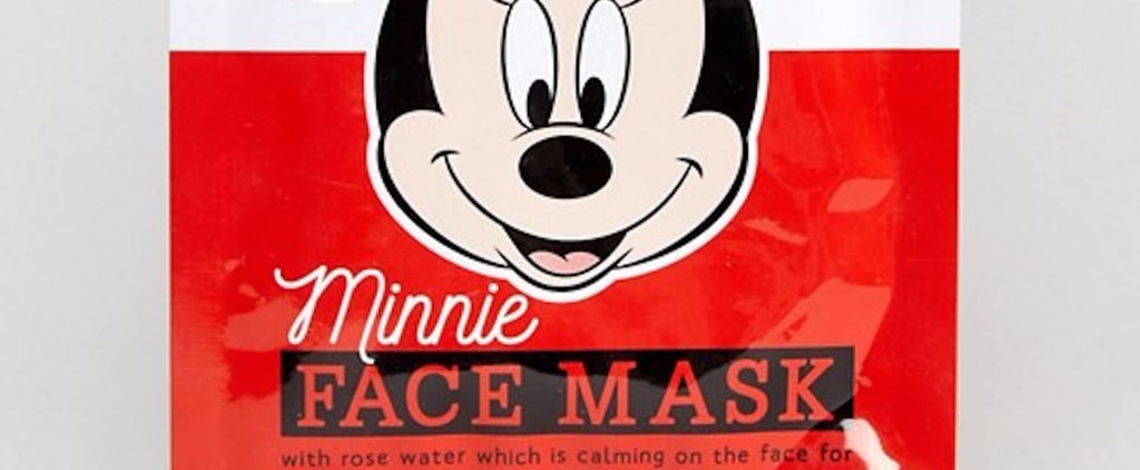 If You Thought Minnie Ear Headbands Were Cute, Wait Till You See Minnie Sheet Masks