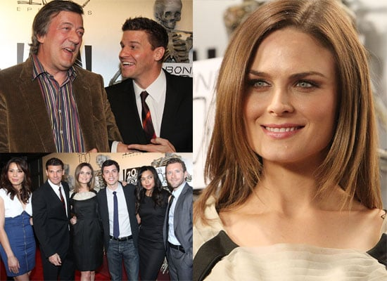 Photos from the 100th Episode of Bones