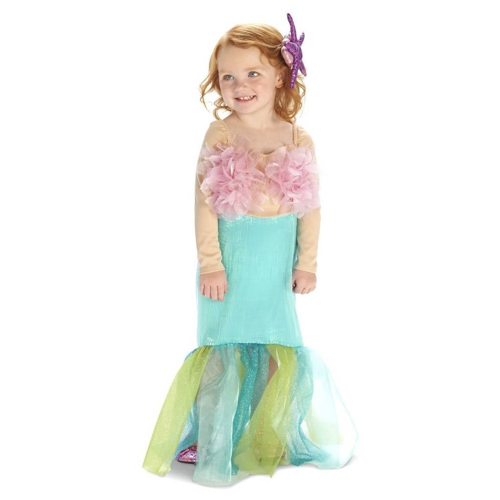 ariel from the little mermaid | halloween costumes for kids that