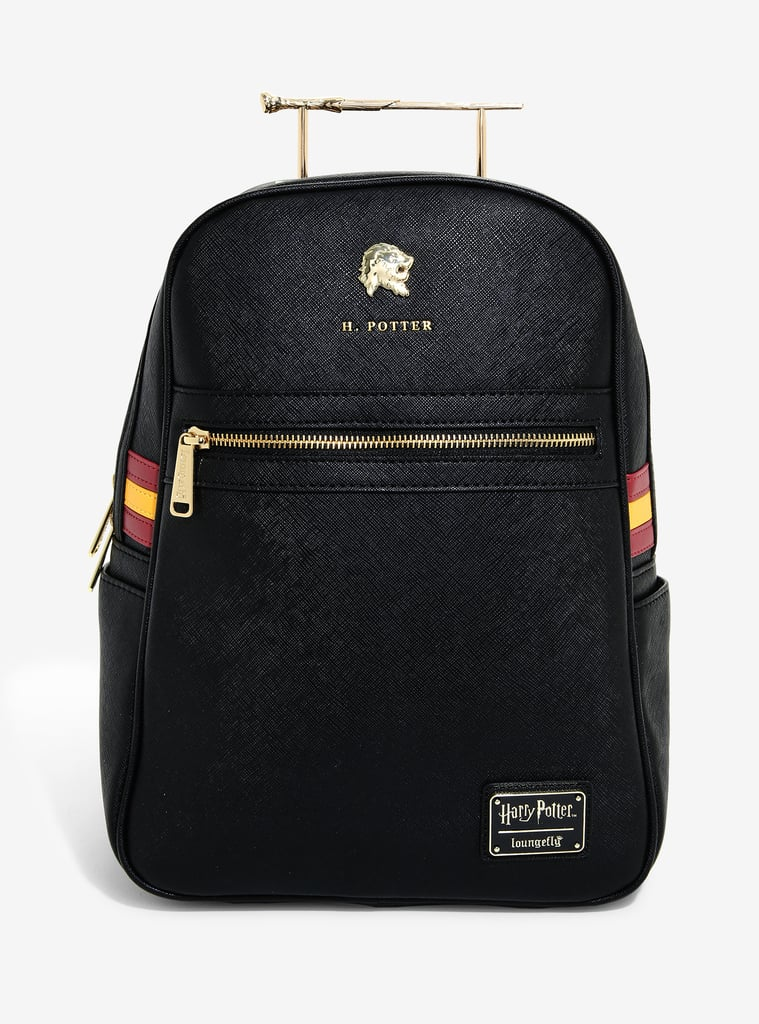 Loungefly Harry Potter Mini Wand Backpack From BoxLunch