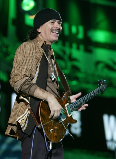 Carlos Santana Tells Obama to Legalize Pot