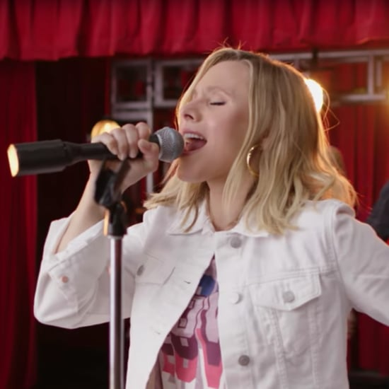 Kristen Bell Back to School Song