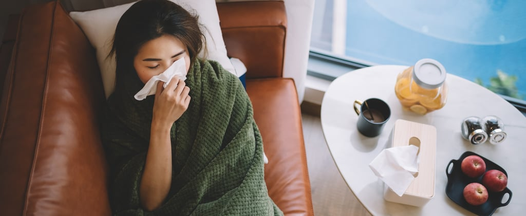 Why You Might Feel Like You Have a Cold Before Your Period