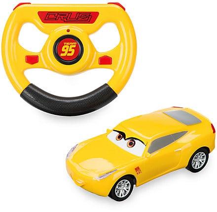 Disney Cruz Ramirez Remote Control Vehicle — Cars 3