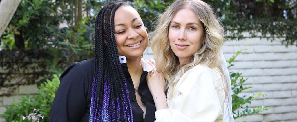 Raven-Symoné and Her Wife Wore Jumpsuits to Their Wedding