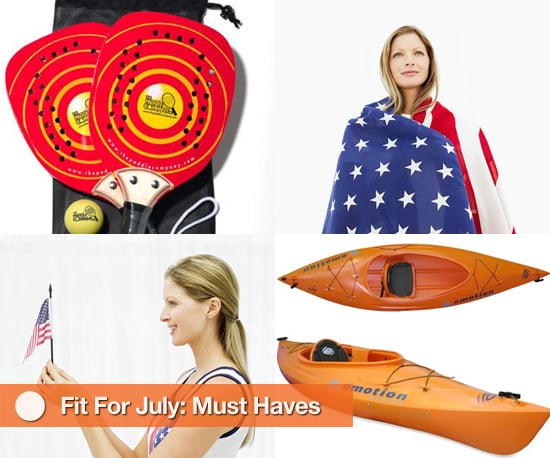 Products and Gifts For the Fitness Fanatic