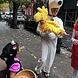 Andy Cohen Dressed as Snoopy While His Son Benjamin Was an Adorable Mini Woodstock