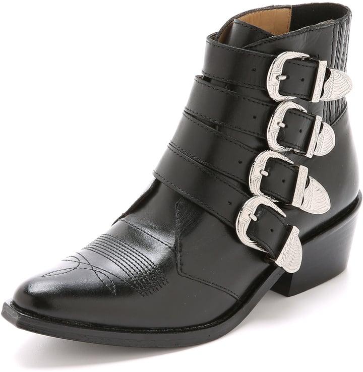 2a10c9cfd Black Booties