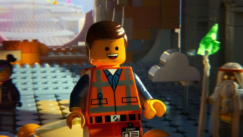 Emmet From The Lego Movie