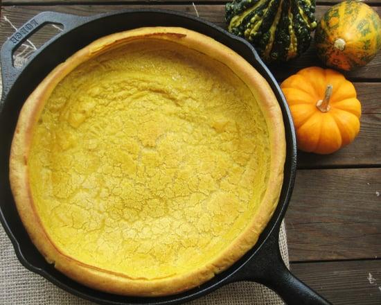 German Pumpkin Pancake