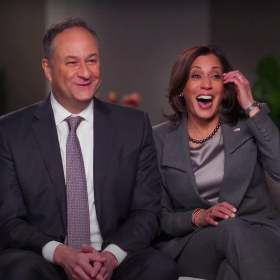Kamala Harris, Douglas Emhoff on CBS Sunday Morning | Video