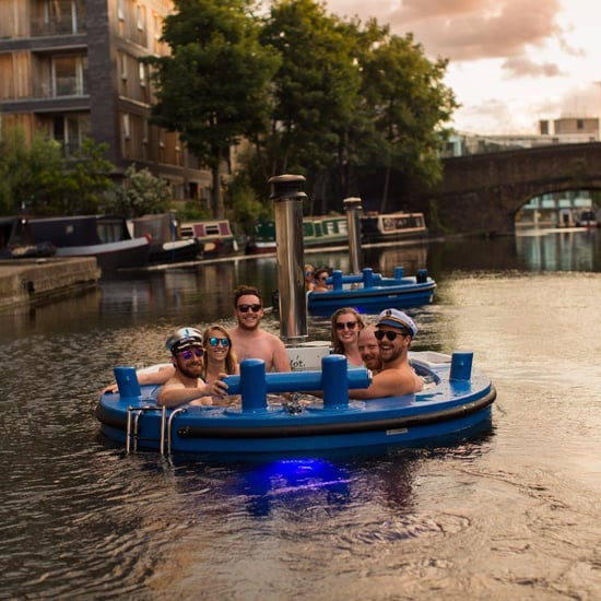 Hot Tub Boats in London