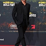 Brad Pitt at the Berlin premiere of Once Upon a Time in Hollywood.