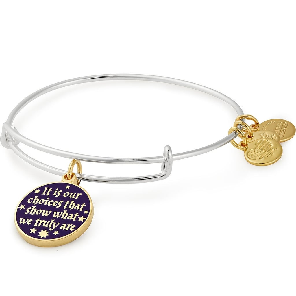 Harry Potter It's Our Choices Charm Bangle