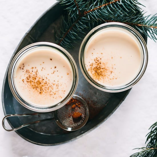 Vegan Eggnog Recipe