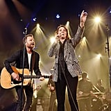 Pictured: Dierks Bentley and Brandi Carlile