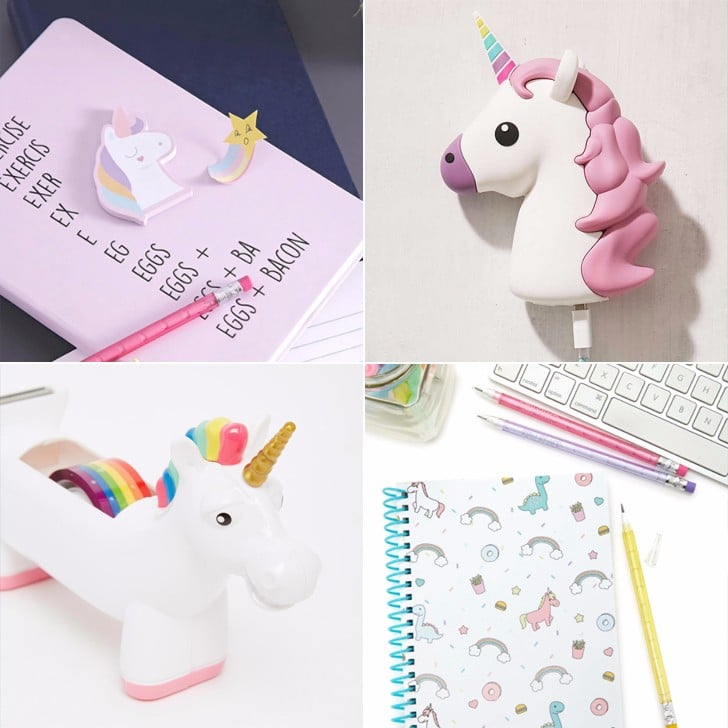 22 Unicorn Desk Accessories That Will Turn Your Office Into a Magical Wonderland