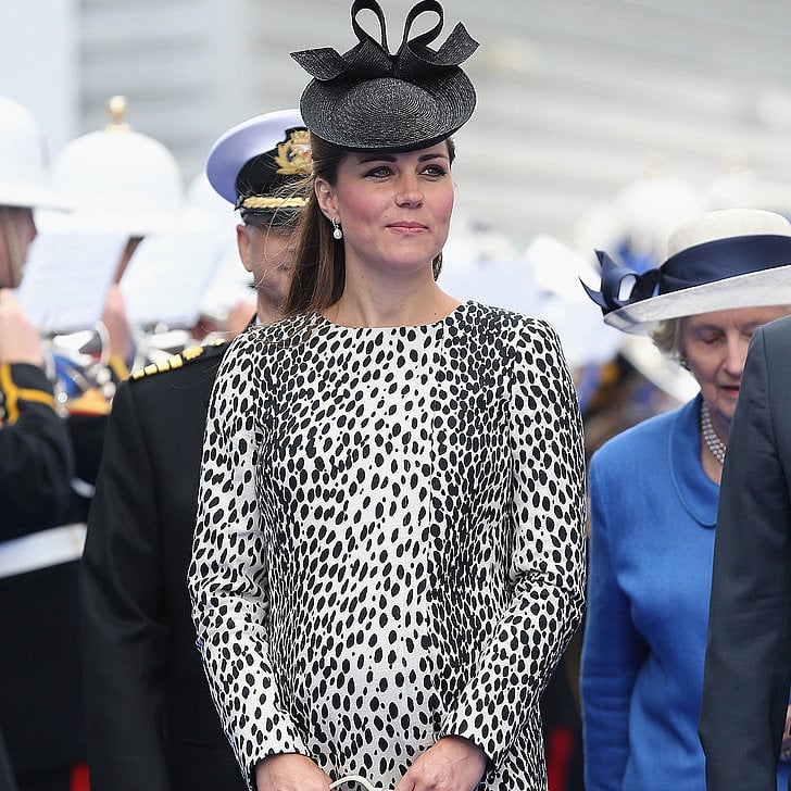 Kate Middleton Pregnancy Style 2014