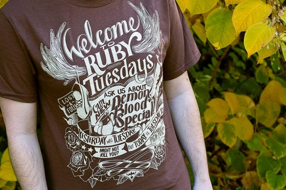 Supernatural T-Shirt ($20)