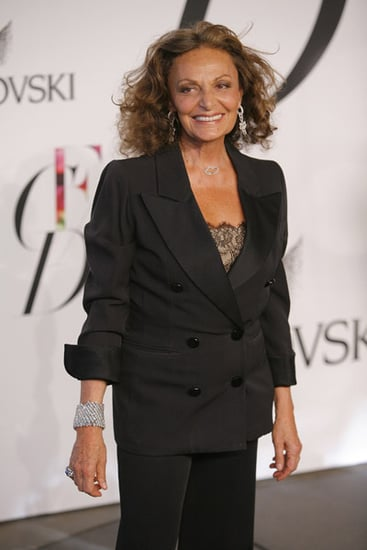 Diane von Furstenberg as President Suits the CFDA Just Fine