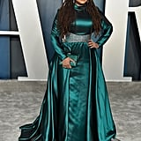 Ava DuVernay at the Vanity Fair Oscars Afterparty 2020