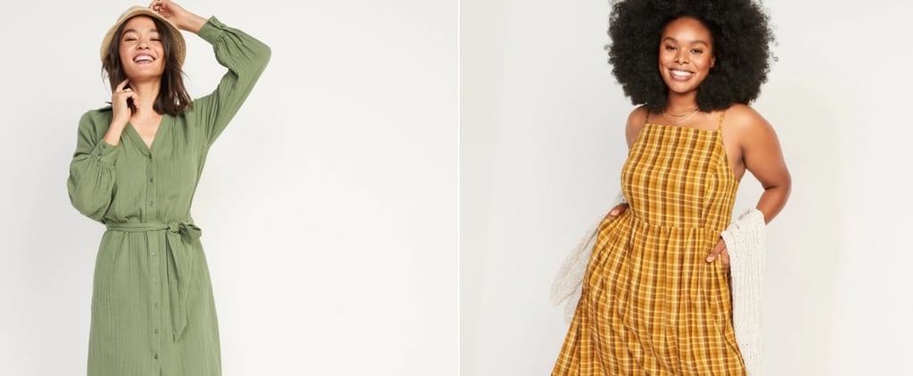 Best Midi Dresses From Old Navy | 2021