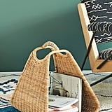 Zane Magazine Basket