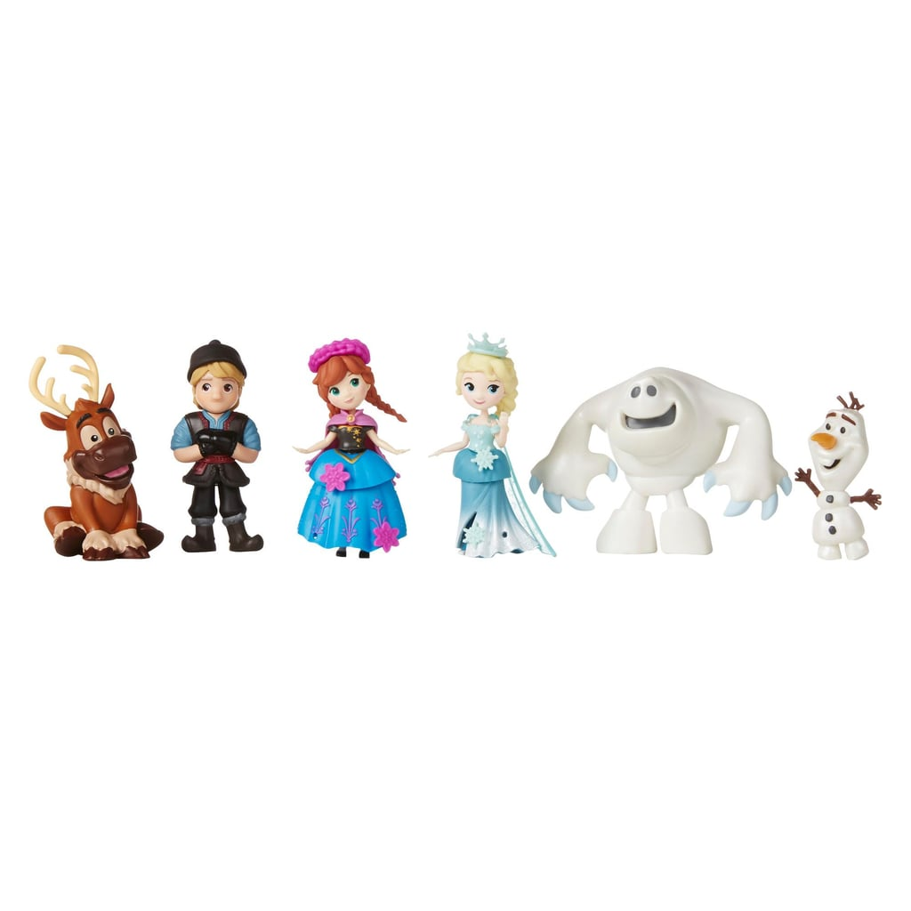 For 6-Year-Olds: Disney Frozen Little Kingdom Friendship Collection