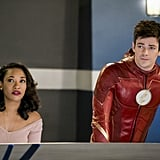 Iris and Barry From The Flash