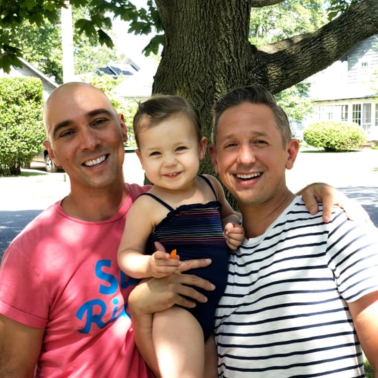 Gay Couple's Decision to Adopt vs. Use Surrogate