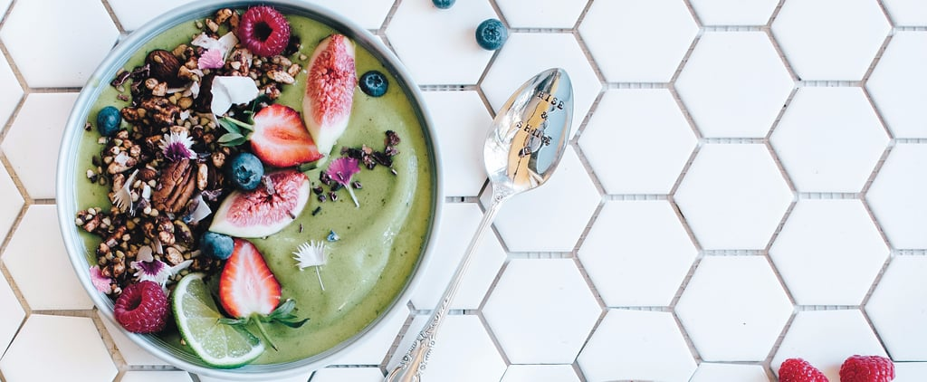 This Green Tea Goodness Bowl Looks as Good as It Tastes