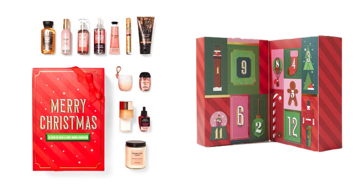 Bath & Body Works' Christmas Advent Calendar Is Packed With 12 Days of Surprises.jpg