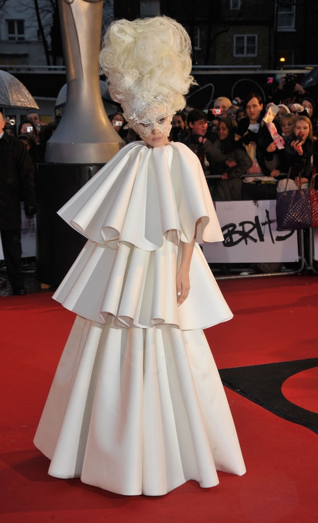 Photos of All the Female Celebs on the Red Carpet as the Arrive for the 2010 Brit Awards in London