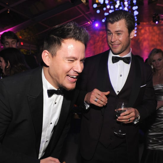 Celebrities Inside Vanity Fair Oscars Party 2014
