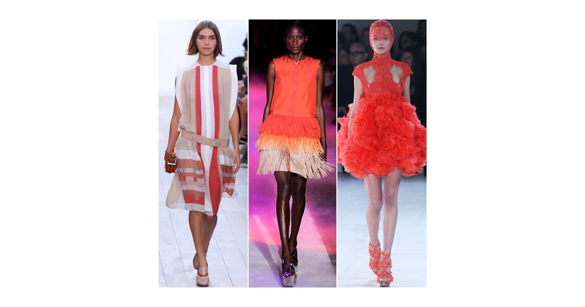 Spring summer fashion trends for 2018 - Top style trends for spring 53
