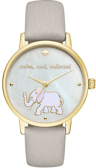 Kate Spade Calm Cool Collected Metro Watch ($195)