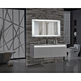 Encore Rectangular LED Illuminated Bathroom Mirror