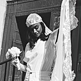 Vashtie Wore a Durag Veil and Nikes to Her City Hall Wedding