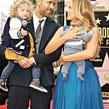 Ryan Reynolds Parenting Quotes on Ellen Dec. 2018