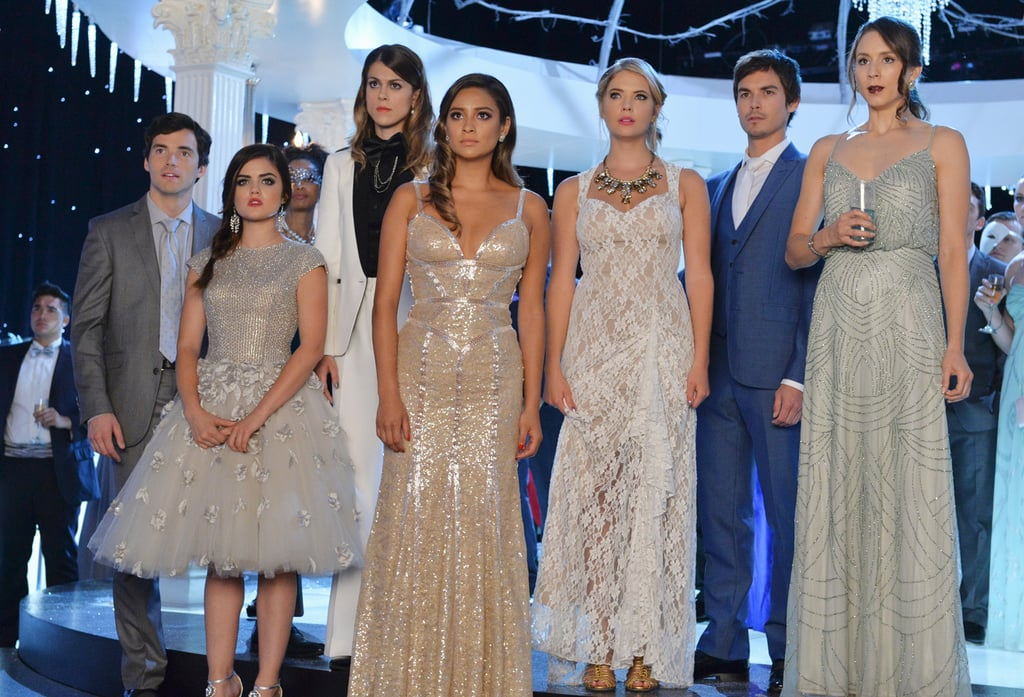 The Liars From the Christmas Episode
