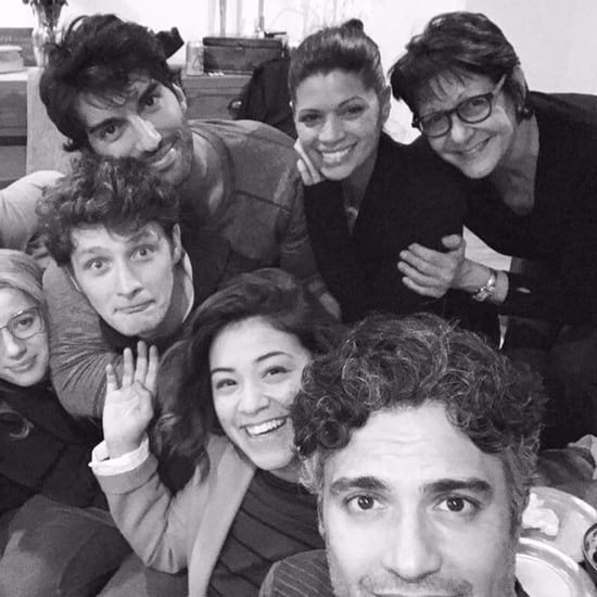 Jane the Virgin Cast Reactions to Michael's Death 2017