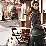 Liu Wen photographed by Craig McDean. Photo courtesy of Coach