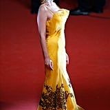 Kirsten Dunst Let the Light Shine on Her John Galliano For Maison Margiela Gown