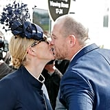 Zara and Mike Tindall, 2018
