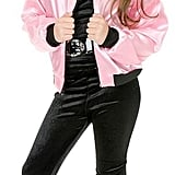 Pink Satin Ladies Costume Jacket