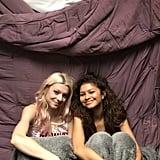 Zendaya and Hunter Schafer's Friendship Pictures