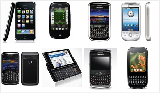 What Is Your Favorite New Cell Phone of 2009?