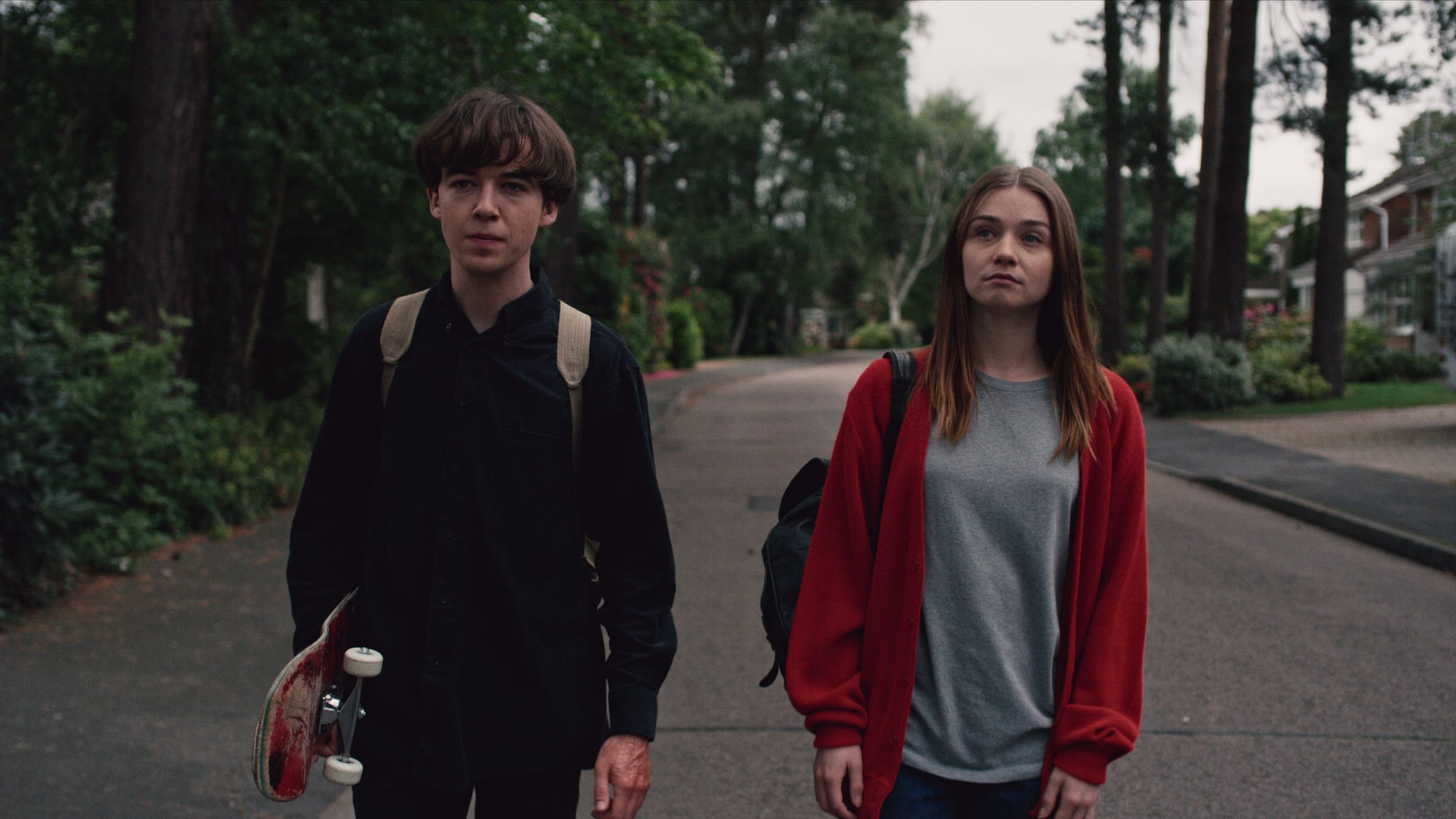end of the f *** ing world