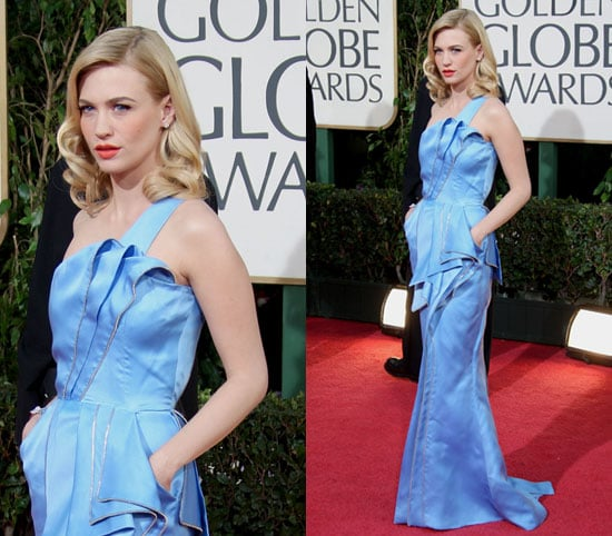 Golden Globe Awards: January Jones