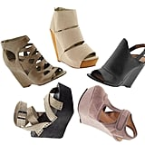 Here are a handful of gorgeous Spring wedges to get excited about.
